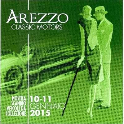 Arezzo Classic Motors 2015